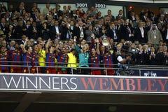 GBR: Fußball verficht Liga-Schluss 2011 Stockfotos