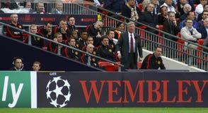 GBR: Fußball verficht Liga-Schluss 2011 Stockbilder
