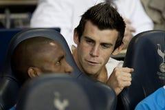 GBR: Futbolowy UEFA Europa liga, Tottenham v serca 25/08/2011 Obraz Stock