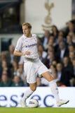 GBR: Lega di europa dell'UEFA di calcio, cuori 25/08/2011 di Tottenham v Fotografia Stock