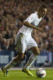 GBR: Liga del Europa de la UEFA del fútbol, corazones 25/08/2011 de Tottenham v Foto de archivo libre de regalías