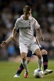 GBR: Liga del Europa de la UEFA del fútbol, corazones 25/08/2011 de Tottenham v Imagenes de archivo