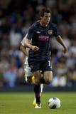 GBR: Liga do Europa do UEFA do futebol, corações 25/08/2011 de Tottenham v Imagens de Stock Royalty Free