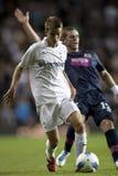 GBR: Liga do Europa do UEFA do futebol, corações 25/08/2011 de Tottenham v Imagem de Stock Royalty Free