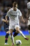 GBR: Liga för fotbollUEFA-Europa, Tottenham V hjärtor 25/08/2011 Arkivbilder