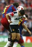 GBR: O futebol patrocina o final 2011 da liga Foto de Stock