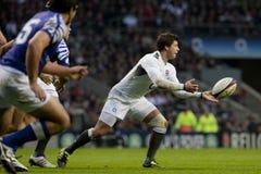 GBR: Rugby Union England Vs Samoa Royalty Free Stock Photos