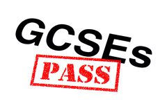 GCSEs passerande vektor illustrationer