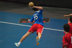 GCUP 2013 Handball. Granollers. Obraz Royalty Free
