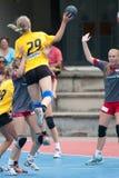 GCUP-Handball 2013. Granollers. Stockfotos
