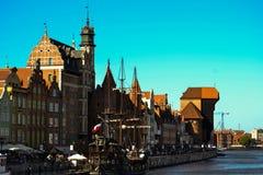 Gdańsk Royalty Free Stock Photo