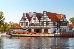 gdansk Основание rowing Стоковые Изображения RF