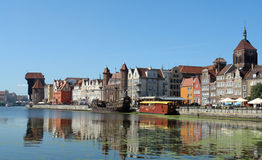 Gdansk-11 Stockfoto