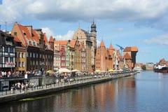 Gdansk Royalty Free Stock Photography