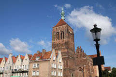 Gdansk Royalty-vrije Stock Afbeeldingen