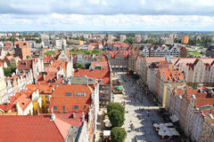 Gdansk Stock Afbeeldingen