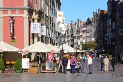 Gdansk Stock Image