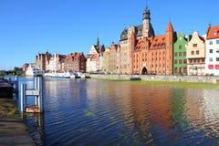 gdansk Стоковая Фотография RF