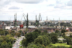gdansk Royaltyfri Bild