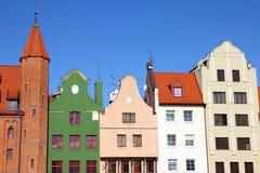 gdansk Royaltyfri Foto