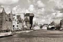 Gdansk Imagem de Stock Royalty Free