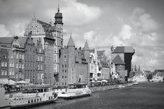 gdansk Fotografía de archivo