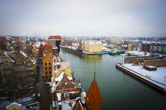 gdansk fotografia royalty free
