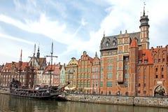 gdansk Royalty-vrije Stock Foto's