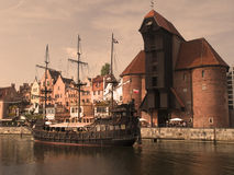 Gdansk Stockfoto