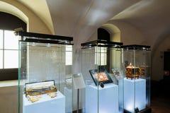 Gdansk Amber Museum Arkivfoton