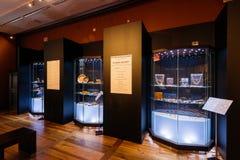 Gdansk Amber Museum Royaltyfri Foto