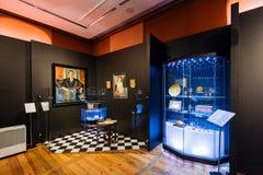 Gdansk Amber Museum Arkivbild