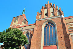 Gdansk, Church of St.John Royalty Free Stock Images