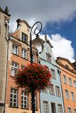 Gdansk city Royalty Free Stock Images