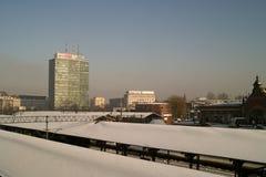 Gdansk cityscape. Stock Image