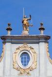 gdansk Estátua de justiça Fotos de Stock
