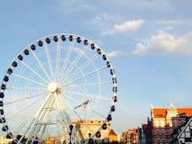 Gdansk eye Stock Photography
