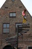 Gdansk Feta street festival 2013. Stock Images