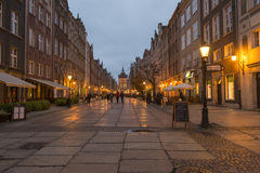 Gdansk Royalty Free Stock Images