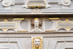 Gdansk Great Armoury face Royalty Free Stock Photos