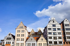 Gdansk Historic Architecture Royalty Free Stock Image