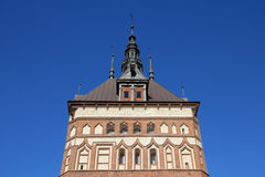 Gdansk - Katownia Royalty Free Stock Photo