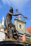 Gdansk - Neptune Stock Image