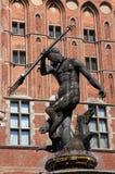 Gdansk Netune Royalty-vrije Stock Afbeeldingen