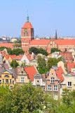 Gdansk. Old city Royalty Free Stock Images