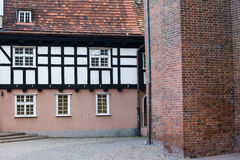 Gdansk Old Town Stock Images
