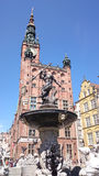 Gdansk old town. Stock Photography