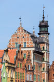 Gdansk Old Town - Poland Royalty Free Stock Photos