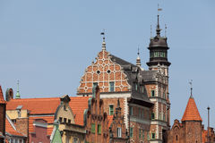 Gdansk Old Town - Poland Royalty Free Stock Image