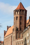 Gdansk Old Town in Poland Royalty Free Stock Images